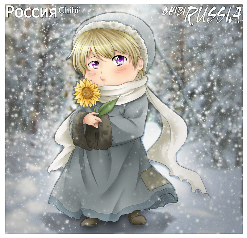 AT: Russian Lullaby by kamillyanna