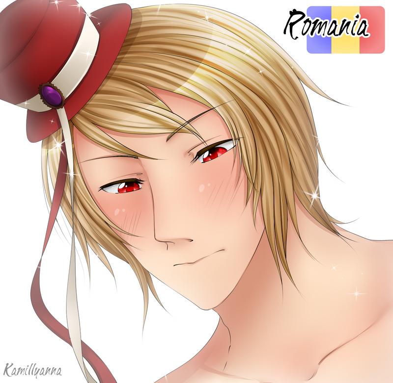 APH: Romania by kamillyanna