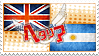 Hetalia UKArg Stamp by kamillyanna