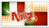 Hetalia RomaPort Stamp by kamillyanna