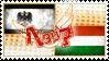 Hetalia PruHun Stamp by kamillyanna