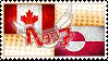 Hetalia CanGreen Stamp by kamillyanna