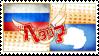 Hetalia Russtica Stamp by kamillyanna