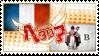 Hetalia FraRagu Stamp by kamillyanna