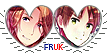 .:APH:. FrUK Hearts Stamp by kamillyanna