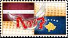 Hetalia LatKo Stamp by kamillyanna
