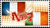 Hetalia FraIre Stamp by kamillyanna