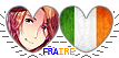.:APH:. FraIre Hearts Stamp by kamillyanna