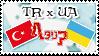 Hetalia TR x UA - Stamp by kamillyanna