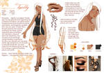.:Tigerlily Character Reference:.