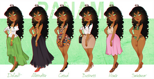 .:APH:. Panama Outfit Lineup