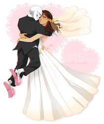 .:UT:. Marry U by kamillyanna