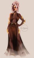 OC | rohna by kamillyanna
