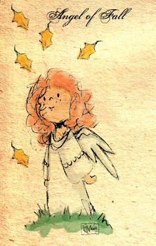 Angel of Fall