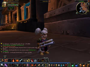 World Of Warcraft - Gnomes Own