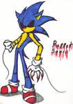 Puppet Sonic marker test