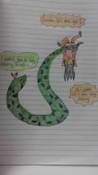 Conda its just a joke(anaconda) by GoAraX25X