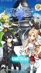 Sword Art Online by GoAraX25X