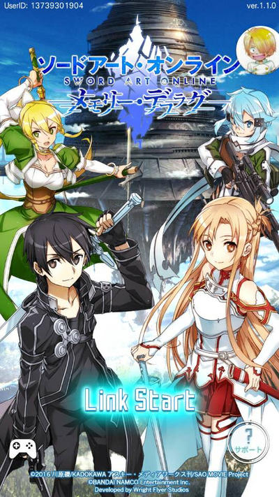 Sword Art Online by GoAraX25X