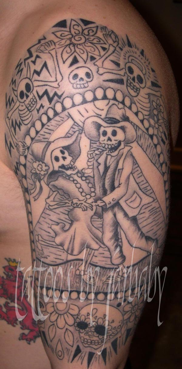 half sleeve tattoos