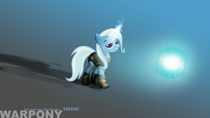 The Great And Powerful WarPONY