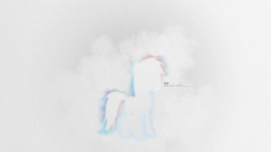 Like A Rainbow by Elalition