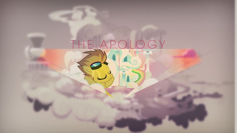 Cloudsdale - The Apology by Elalition