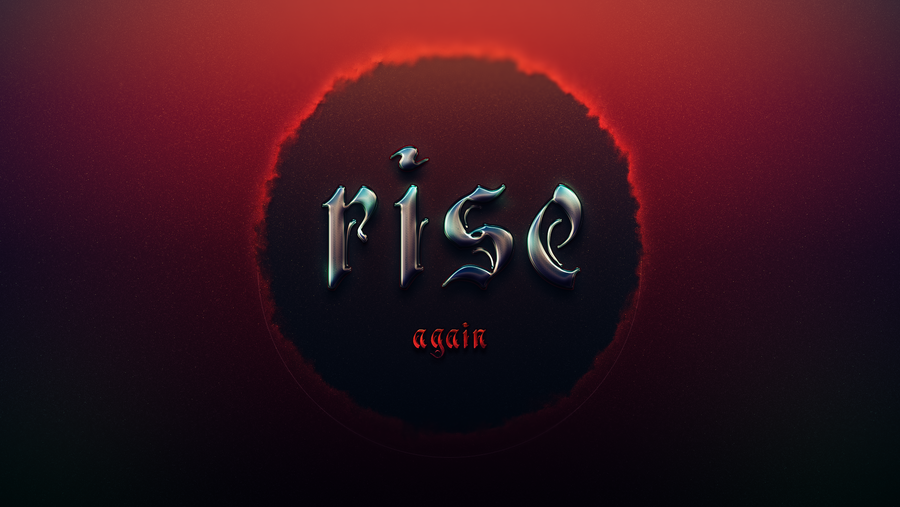 Rise Again by Elalition