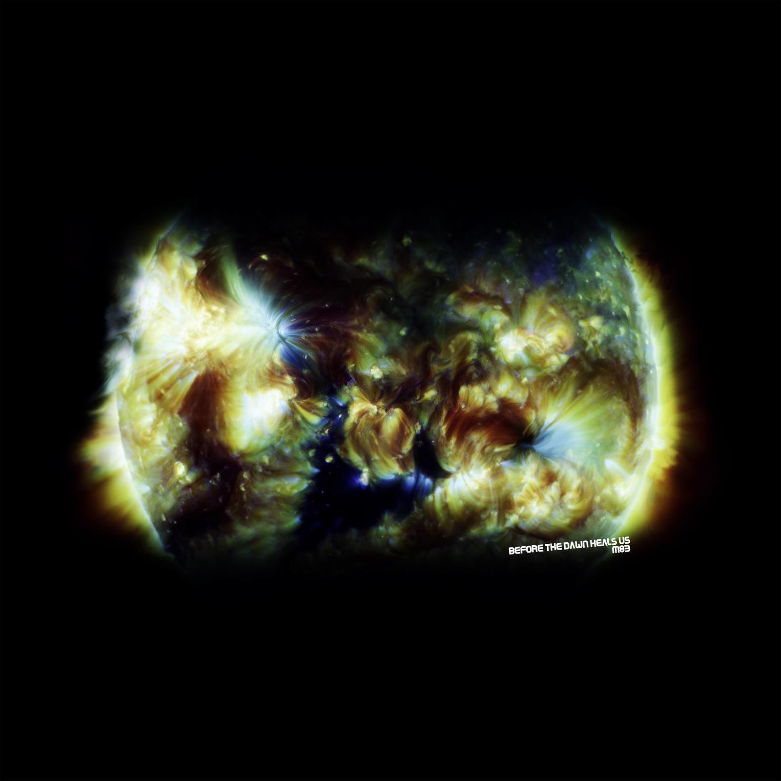 M83 Before The Dawn Heals Us - M83