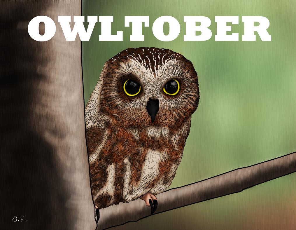 Owltober! by FuckFakePpl