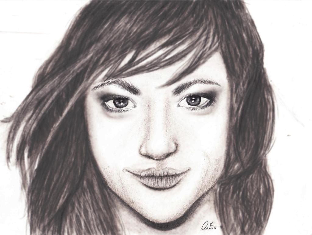 Jennifer Carpenter by FuckFakePpl