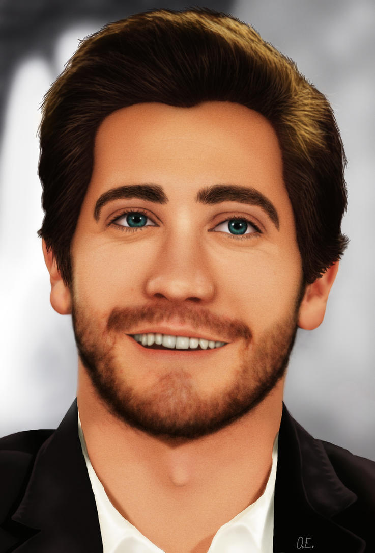 Jake Gyllenhaal by FuckFakePpl