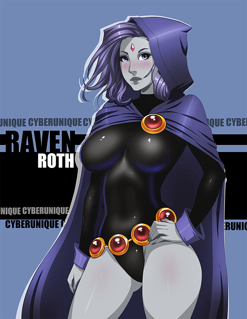 sexy raven by rammbo