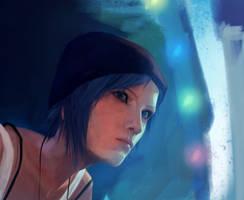 Life is Strange - Chloe by garblobia