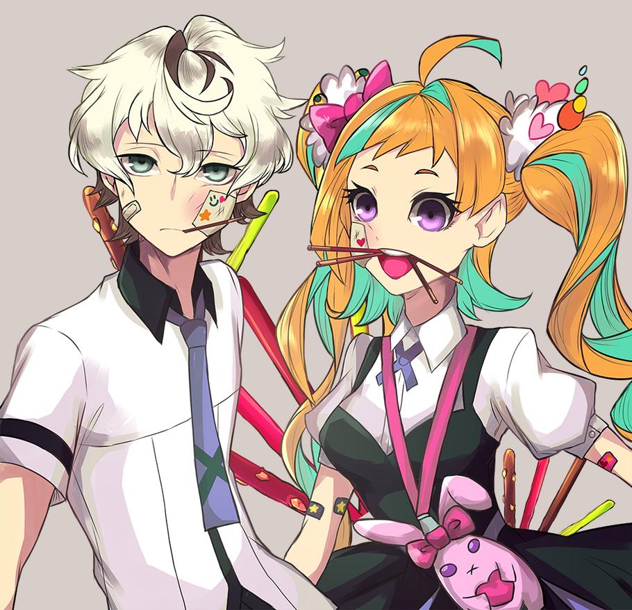 Watch Kiznaiver Anime Online | Anime-Planet