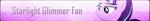Starlight Glimmer Fan Button by CrystalPonyArt7669
