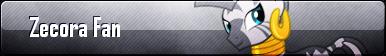 Zecora Fan Button by PokemonLover7669