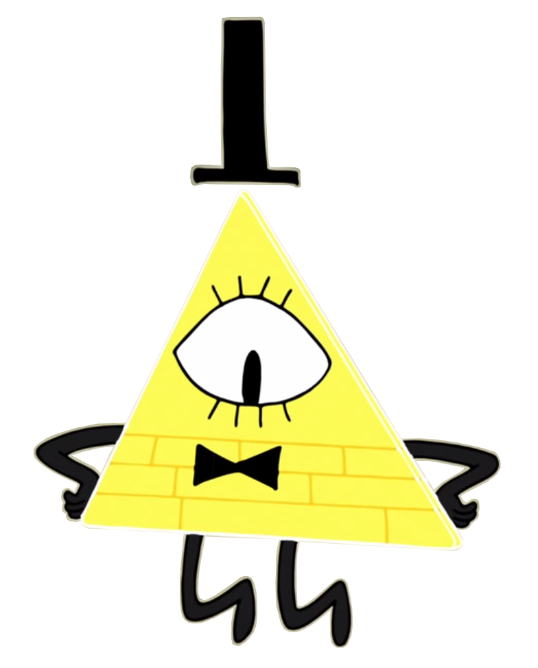 how to write in bill cipher