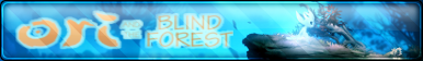 Ori and the Blind Forest Banner