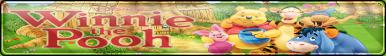 Winnie the Pooh Button by CrystalPonyArt7669