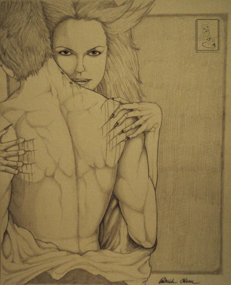 Don't trust a Vampire by PatrickOlsen