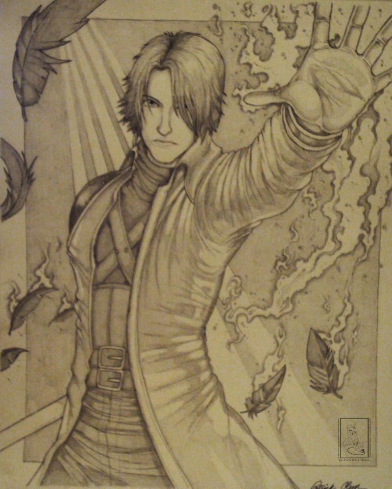 FF_Genesis Character Art by PatrickOlsen