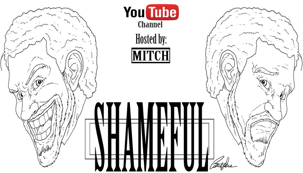 Mitch Youtube Logo_progress by PatrickOlsen