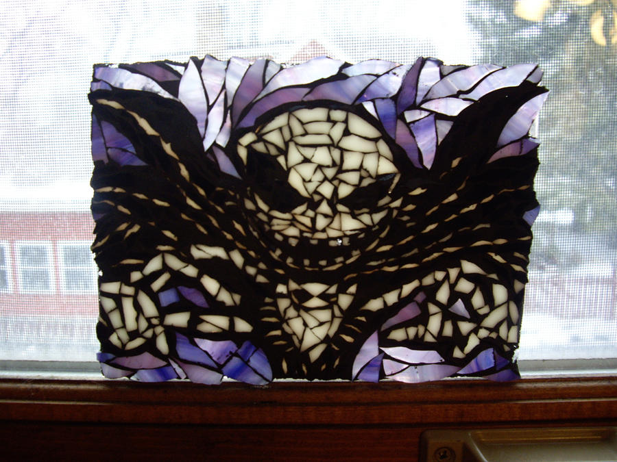 Jack Skellington Mosaic by brokenheartalchemist