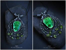 The Birth of Meteors by VitekJewelry