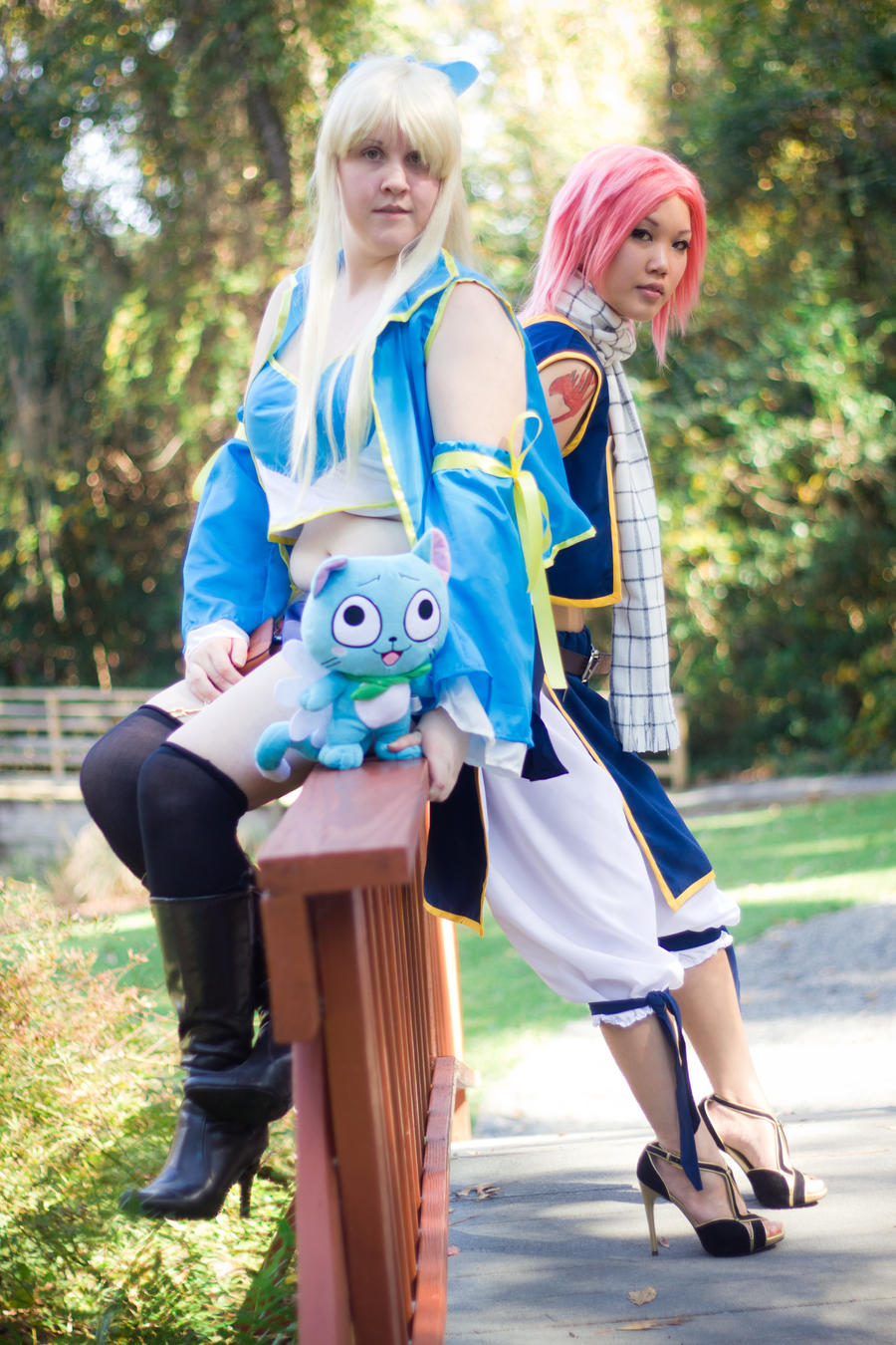 The gallery for --> Fairy Tail Frosch Cosplay Fairy Tail Cosplay