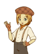 Harvest Moon Tale of two towns- Ash by pokemonlover112