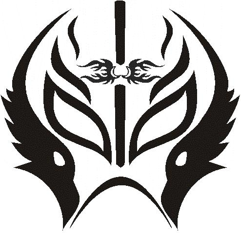 rey mysterio mask coloring pages - rey mysterio con tattoo by jaimejose on deviantart