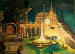 One night in Atlantis
