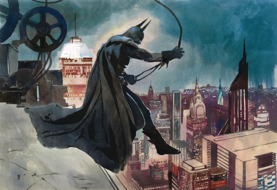 Batman by pegasusandco
